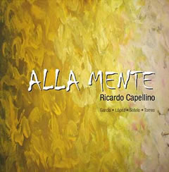 Alla Mente, the CD