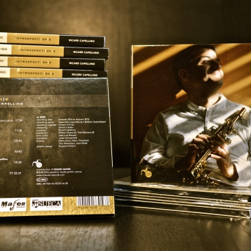 INTROSPECTI(ON)S Nuevo CD!!